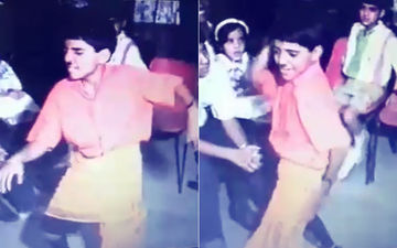 Guess Who's The Little Boy In This Mad Dance Video? Hint: He Made His Debut In An Aamir Khan Film
