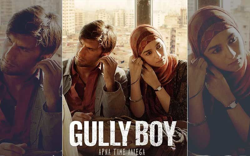 Gully Boy Starring Ranveer Singh And Alia Bhatt Becomes India's Official Entry For The Oscars 2020