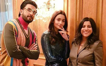 Alia Bhatt, Ranveer Singh And Zoya Akhtar Exult As Gully Boy Becomes India's Official Entry For Oscars 2020