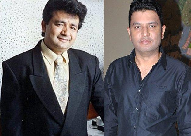 Gulshan Kumar And Son Bhushan Kumar