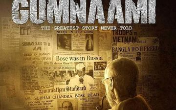 Prosenjit Chatterjee Shares Picture From His Film 'Gumnaami', Says 'Best Film On Subhash Chandra Bose'