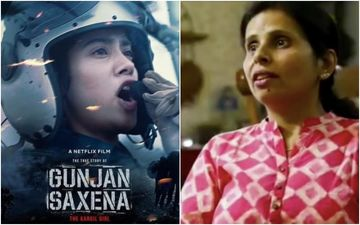 Gunjan Saxena Breaks Silence On The Controversy Over Janhvi Kapoor Starrer: 'Neither I Nor Sharan Sharma Intended To Insult The IAF'