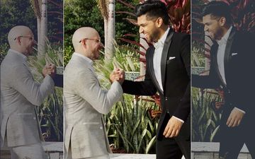 Global Sensation Pitbull Thanks Guru Randhawa for Upcoming Song 'Slowly slowly'