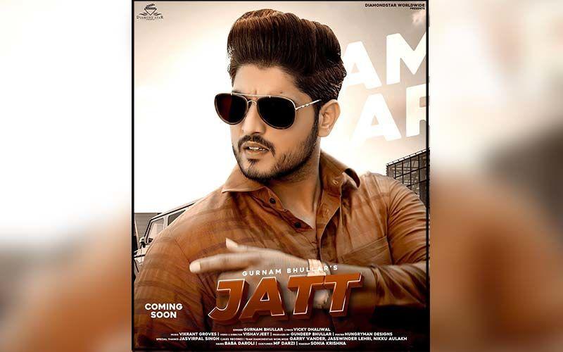 Gurnam Bhullar Announces His New Song 'Jatt'; Releasing On 13 September