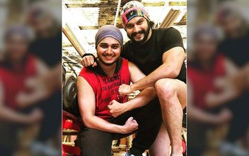 Gym Buddies Addinath Kothare And Abhinay Berde Bond Over Workouts