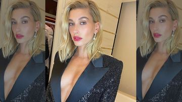 Did Justin Bieber's Wife Hailey Baldwin Forget To Wear Her Pants At The Golden Globes 2020 After-Party? – PICS
