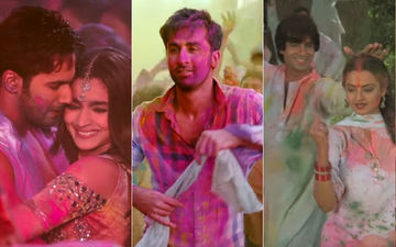 Happy Holi 2019: Groove To These Top 5 Holi Songs And Celebrate The Festival Of Colours