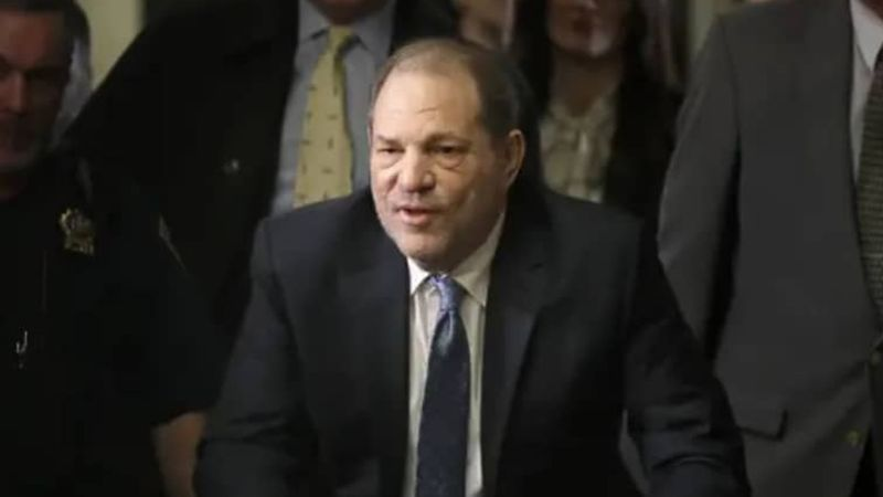 BREAKING: Harvey Weinstein Found Guilty And Gets 23 Years In Jail