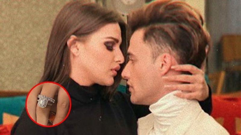 Bigg Boss 13's Himanshi Khurana Flaunts Her Beautiful Diamond Ring; Has BF Asim Riaz Popped The Question Already?