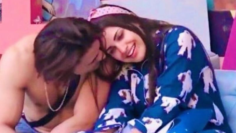 Bigg Boss 13: Lovebirds Asim Riaz-Himanshi Khurana Can't Get Enough Of Their Late Night Drive - Loved Up Video Inside