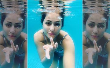 Hina Khan Massively Trolled For Donning A Bikini