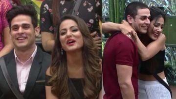 Priyank Sharma Opens Up On His Current Equation With BB11's Hina Khan; Says, 'Many People Had Problem With Our Bond, Don't Know Why'