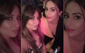 Hina Khan And Urvashi Dholakia Double The Evil Vibes- When Kasautii Zindagii Kay's Komolika Met Komolika 2.0