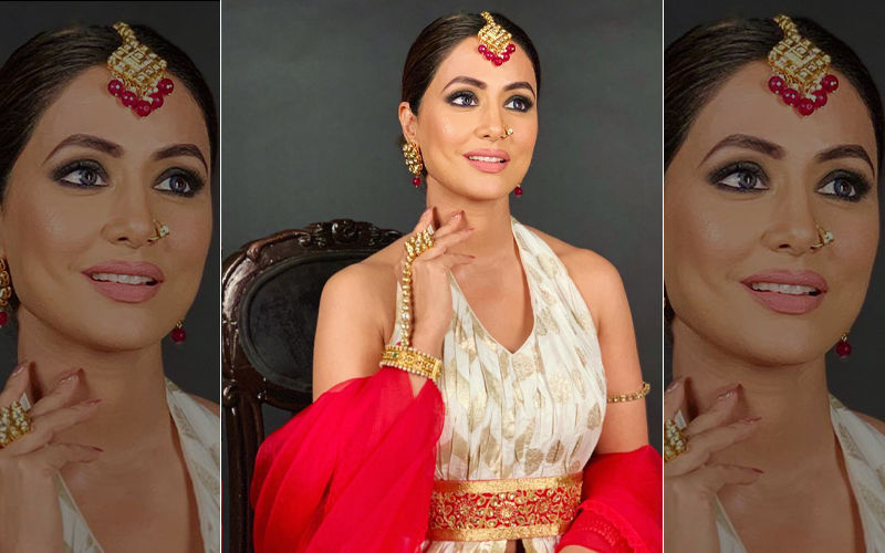 Hina Khan Turns Bride For Kasautii Zindagii Kay 2, Doesn't She Look Ethereal?