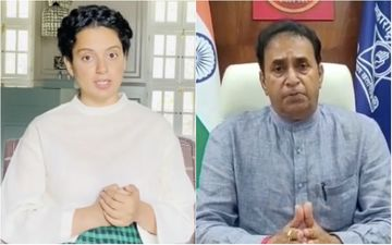 After Kangana Ranaut Compares Mumbai To POK, Maha Home Minister Hits Back At Her; Says: 'Kangana Has No Right To Enter Mumbai'