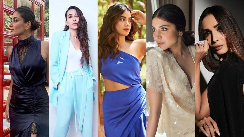 Hottest Heroines On Insta This Week: Kareena Kapoor, Karisma Kapoor, Janhvi Kapoor, Anushka Sharma And Malaika Arora