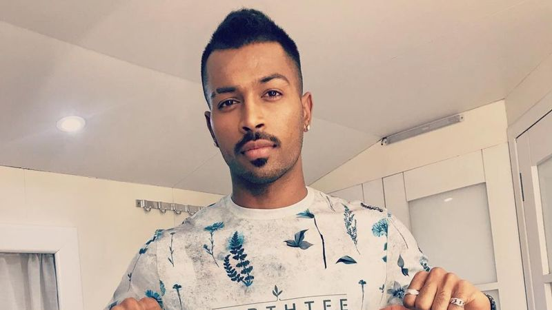 New Daddy Hardik Pandya's Nani Wished To Feature On His Instagram Page; Cricketer Obliges - PIC Inside