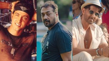 Anurag Kashyap Is Busy Binging On Hrithik Roshan's Dance Songs, 'Ufffffff Hai Matlab'; Trolls Can Take A Break