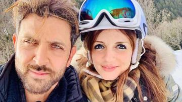Hrithik Roshan's Ex-Wife Sussanne Khan On Spending Lockdown With Him, 'Give More Time To Making Beautiful Memories'
