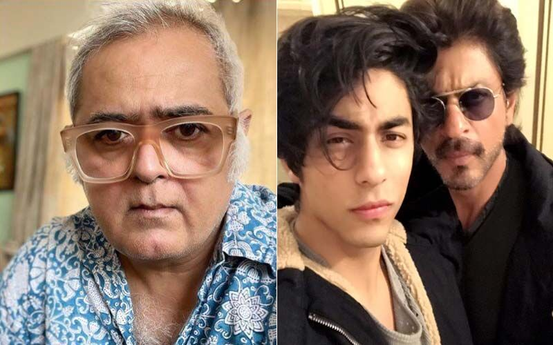 Hansal Mehta Extends His Support To Shah Rukh Khan Amid Aryan Khan's Arrest; Says, 'I Am With You'