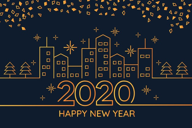 Happy New Year 2020 Wishes Messages Quotes Whatsapp