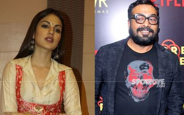 Anurag Kashyap Reacts To Reports Claiming That He Asked Rhea Chakraborty To Get In Touch With 'Friendly Journalists'