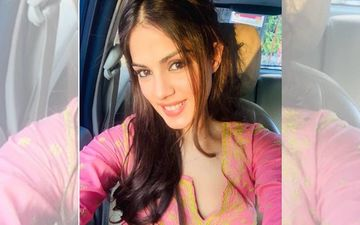 REVEALED: Whose Car Took Rhea Chakraborty To The CBI Office? It Wasn't Her Own Vehicle