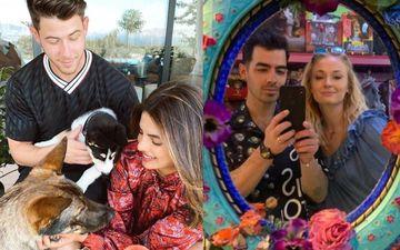 Priyanka Chopra-Nick Jonas, Sophie Turner-Joe Jonas Ditch The VMAs 2020; Jonas Brothers Opt To Spend Quality Time With Spouses Instead