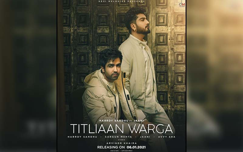 Titliyaan Warga: Harrdy Sandhu And Jaani Add Their Voice In A Live Video Singing The Song. Video Is Here