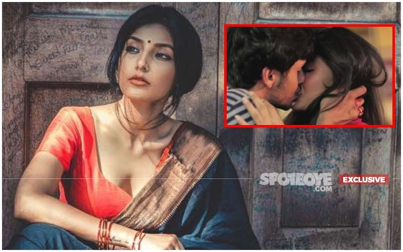 Harshita Gaur On Whether Her Parents Approve Of Her Kissing On Screen- EXCLUSIVE