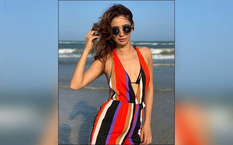 Big Boss Marathi Star Heena Panchal Goes Semi-Nude? Actress Posts An Outdoor Photoshoot Wearing Nothing But A T-shirt