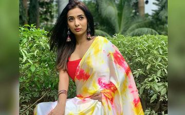Heena Panchal Flaunts Her Thigh High Slight Looking Like A True Diva In This New Reel