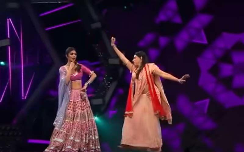 Super Dancer Chapter 4: Hema Malini and Shilpa Shetty Recreate Dharmendra's 70s Magic As They Dance To 'Jatt Yamla Pagla Deewana' In His Style