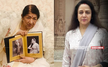 Lata Mangeshkar Health Update: Hema Malini Says 'Let's Hope For The Best' - EXCLUSIVE