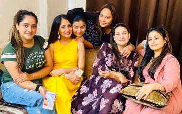 After Himanshi Khurana Tests Negative For COVID-19, Bigg Boss 13 Former Contestant Dances To Punjabi Songs With Her Girl Gang - VIDEO