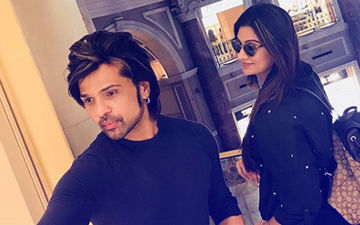 Love In Tokyo: Himesh Reshammiya Brings In 45TH Birthday With Wife Sonia