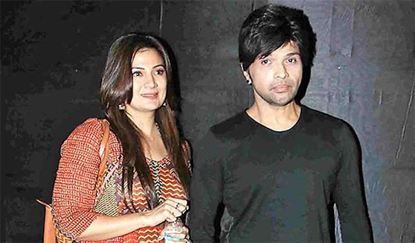 Himesh Reshammiya With Girlfriend Sonia Kapoor