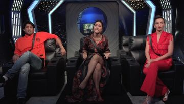Bigg Boss 14 SPOILER ALERT: Hina Khan, Gauahar Khan Team Up Against Sidharth Shukla In A Task; Seniors Called In The Theatre Room To Watch Replay Post CLASH