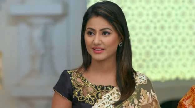 Hina Khan In Yeh Rishta Kya Kehlata Hai