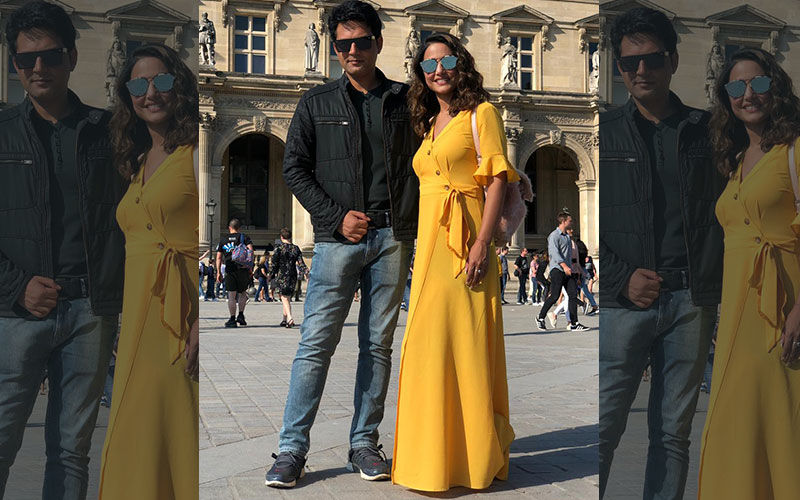 Hina Khan's Latest Pictures From Europe; Komolika Unites With Rahat Kazmi For Wish List