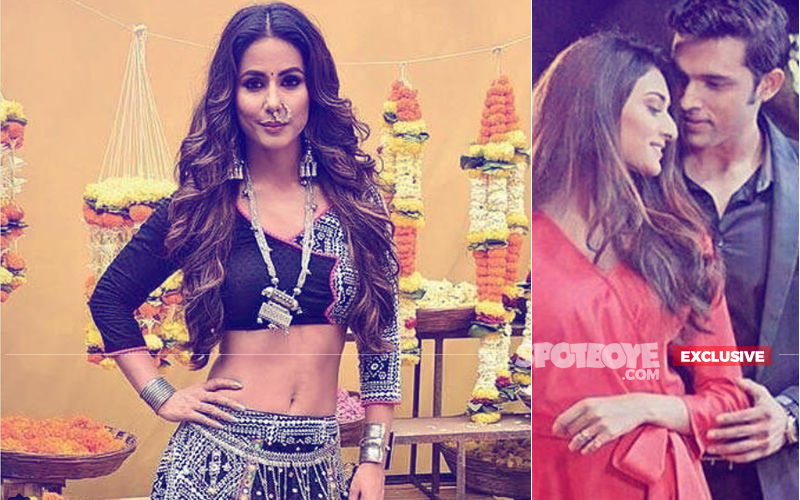 Hina Khan's Look From Kasautii Zindagii Kay 2 Is Out And Here's How She Meets Erica Fernandes-Parth Samthaan