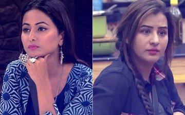 क्या शिल्पा शिंदे को नीचा दिखाने का कोई मौका नहीं छोड़ रही हैं हिना खान?