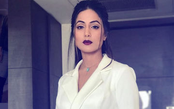 Troll Mocks Hina Khan's Ramzan Post; Actress Gives A Fitting Reply