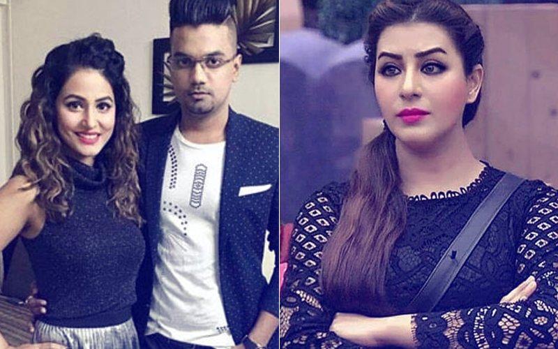Hina Khan & Boyfriend Rocky Lambast Shilpa Shinde For Sharing Porn Link