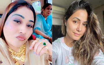 Bigg Boss 15 Weekend Ka Vaar: Afsana Khan Greets BB11's Hina Khan With An Unexpected Remark, Says 'Thode Mote Lag Rahe Ho'
