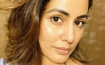 Hina Khan Has A HARDCORE Response To Being Trolled For Her Views On Rhea Chakraborty