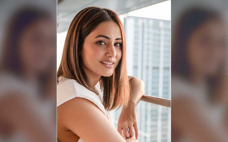 Hina Khan Feels Blessed On Seeing Repeating 333 Number Sequence On Her Phone; Indication Of Something Magical Happening Soon?
