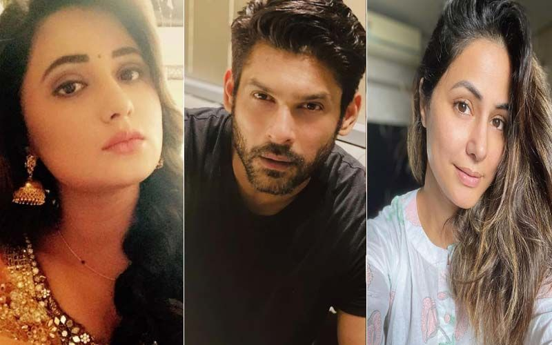 Sidharth Shukla Death: Rashami Desai Reveals She Was Left Broken; Hina Khan Recalls How The Late Actor Cheered Her Up For A Few Minutes After Her Father's Death