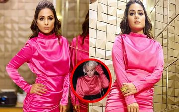Hina Khan's Pink Dress Is The Latest To Be Targeted By Diet Sabya's #GandiCopy