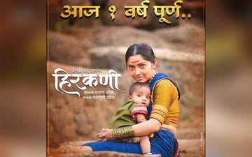 Hirkani Turns One: Prasad Oak's Women-Centric Marathi Directorial, Starring Sonalee Kulkarni Celebrates Its First Anniversary